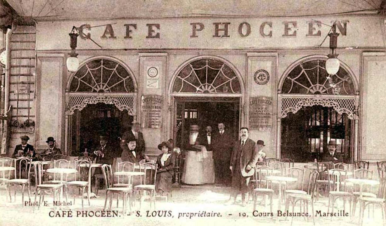Le plus vieux café de France